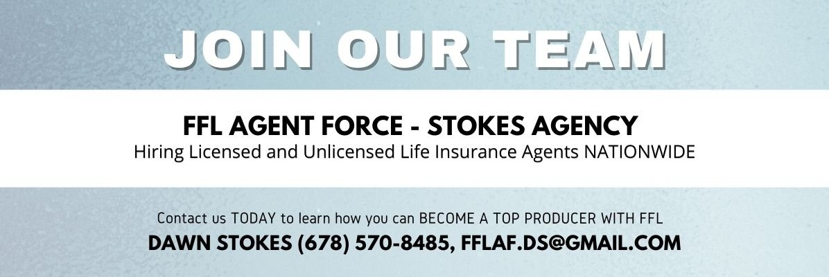 Life Insurance Agent at FFL Agent Force - Stokes Agency