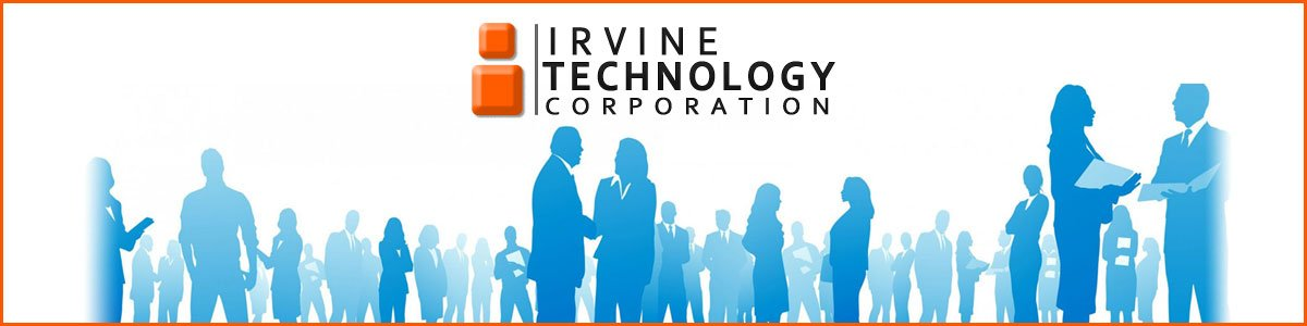 Financial Analyst-Consulting at Irvine Technology Corporation