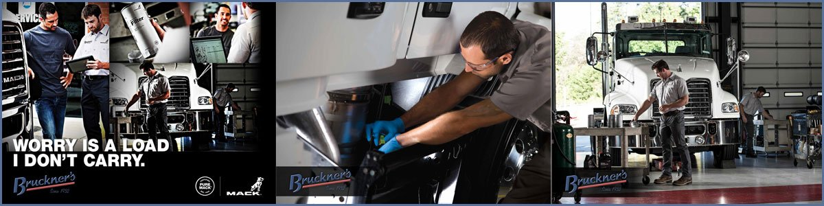 Parts Runner - Lowell, AR at Bruckner Trucks