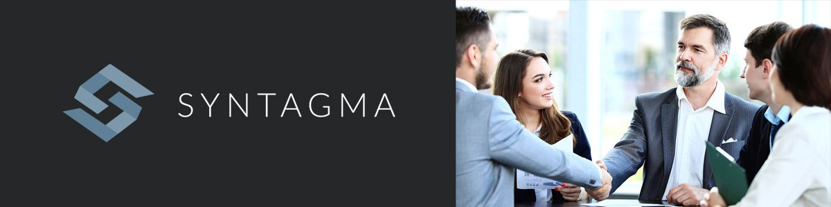 Software Developer (Full Stack, strong frontend) at Syntagma Group