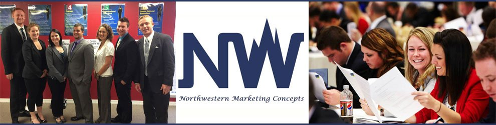 Sales Associate - Entry Level Outside Sales at Northwestern Marketing Concepts