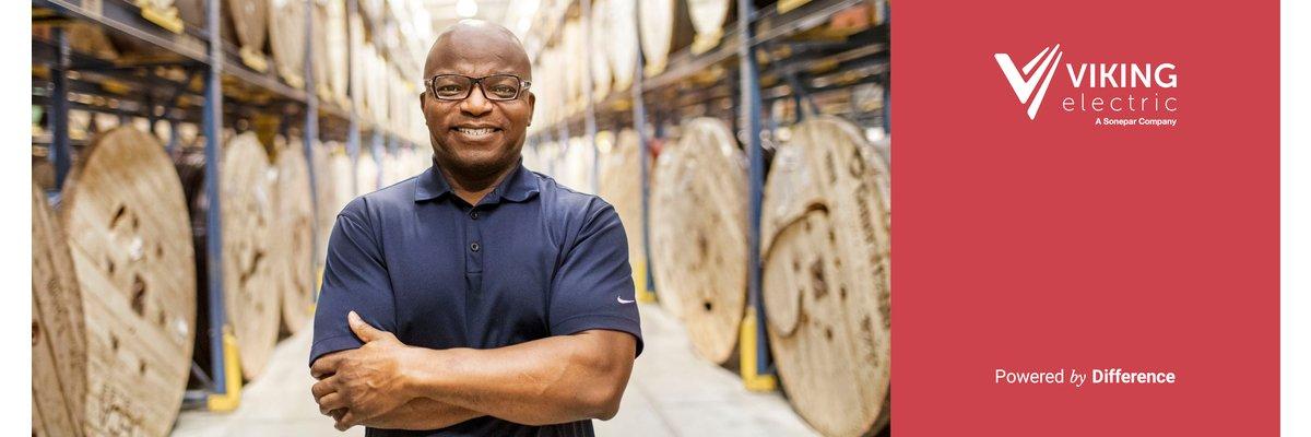 1st Shift Warehouse Associate at Viking Electric Supply
