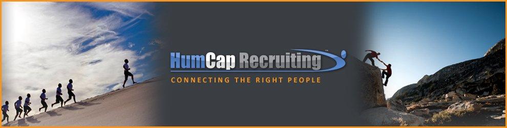 Human Resources Manager at HumCap Recruiting