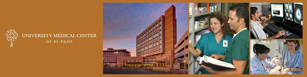 Nurse Manager - Pre-Op/PACU/ASU at University Medical Center of El Paso