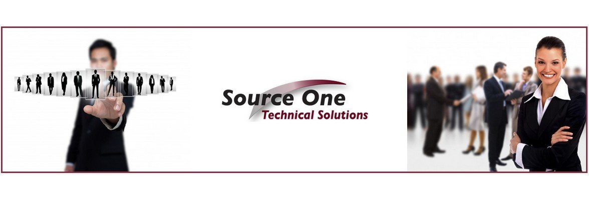 Sourcing Specialist (pharmaceuticals) at Source One Technical Solutions