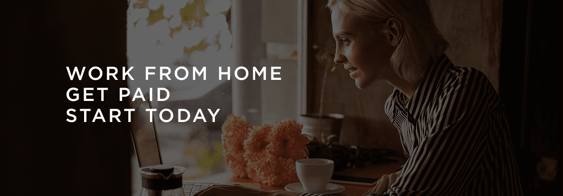 Data Entry Work From Home - Age Teen + / Adults - Remote Job at Work+Home