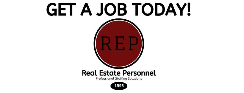 Apartment Maintenance Technicians at Real Estate Personnel
