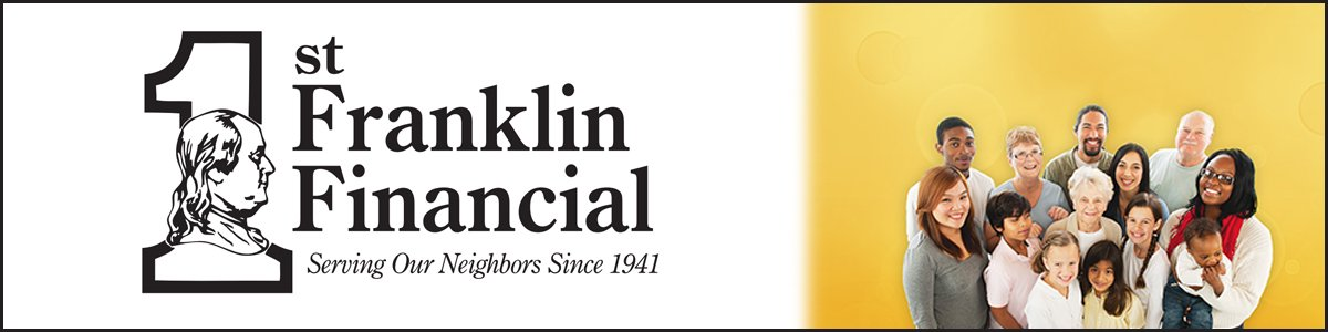 Assistant Branch Manager at 1st Franklin Financial Corporation