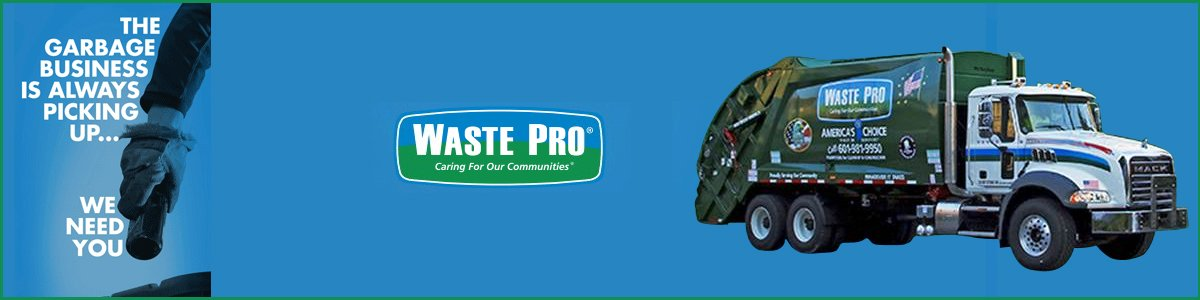 Sales Rep - 117 at Waste Pro