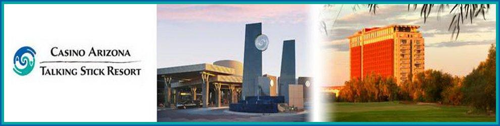 Security Officer (swing/grave shift) at Casino Arizona at Casino Arizona and Talking Stick Resort