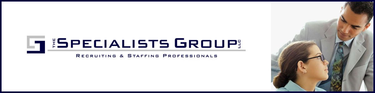 ACCOUNTING ASSOCIATE at The Specialists Group, LLC