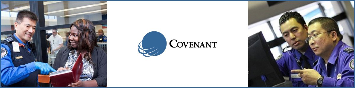 AIRPORT SECURITY SCREENER at Covenant