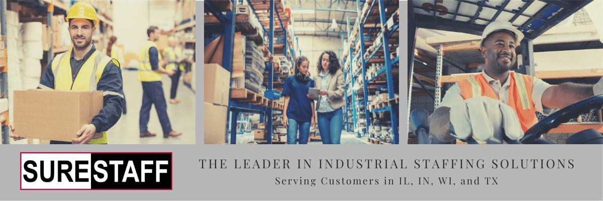 Customer Service Representative at SURESTAFF LLC
