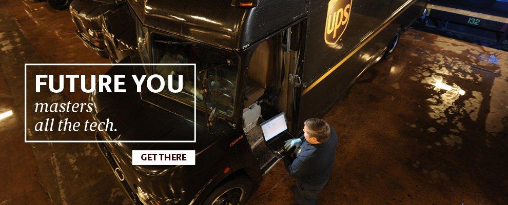 Automotive Mechanic at UPS