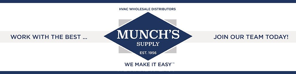 Warehouse Associate at Munch's Supply LLC