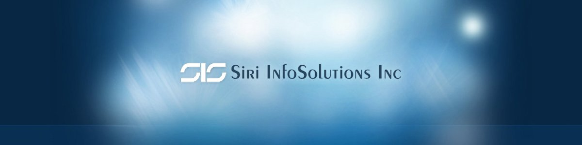 java developer at Siri InfoSolutions Inc.